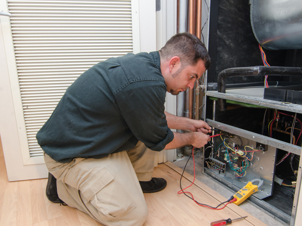 HVAC scheduled maintenance Perry Hall, Baltimore & Rossville, MD