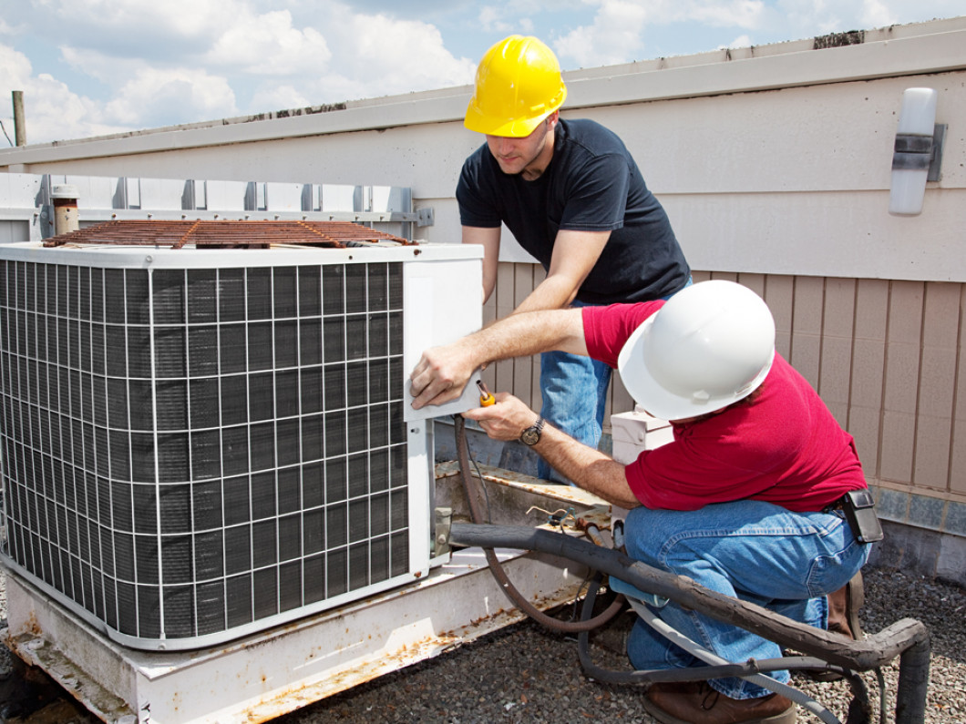 Let a top dog in the HVAC industry take care of your HVAC installation